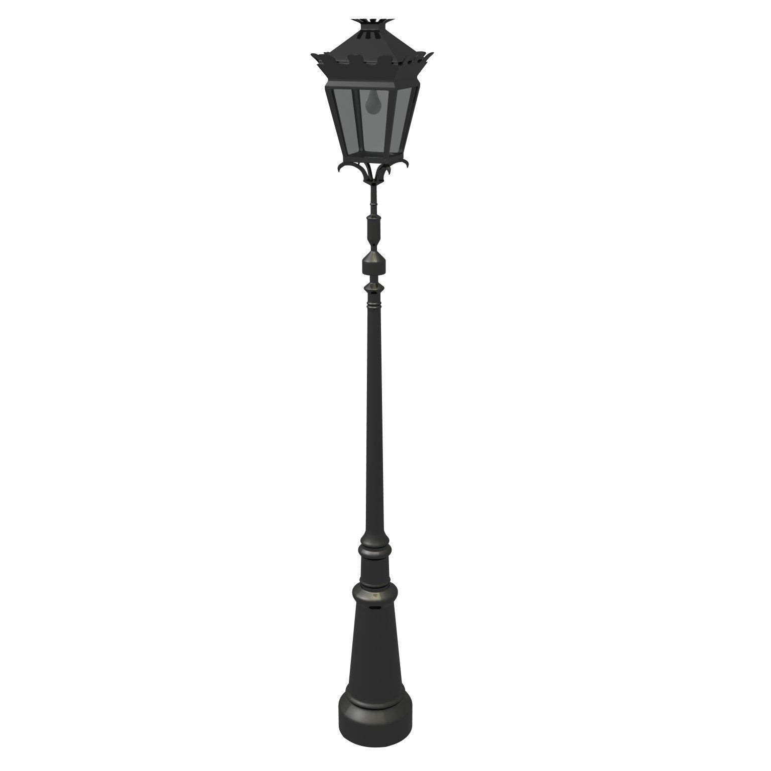street lamp photo - 10