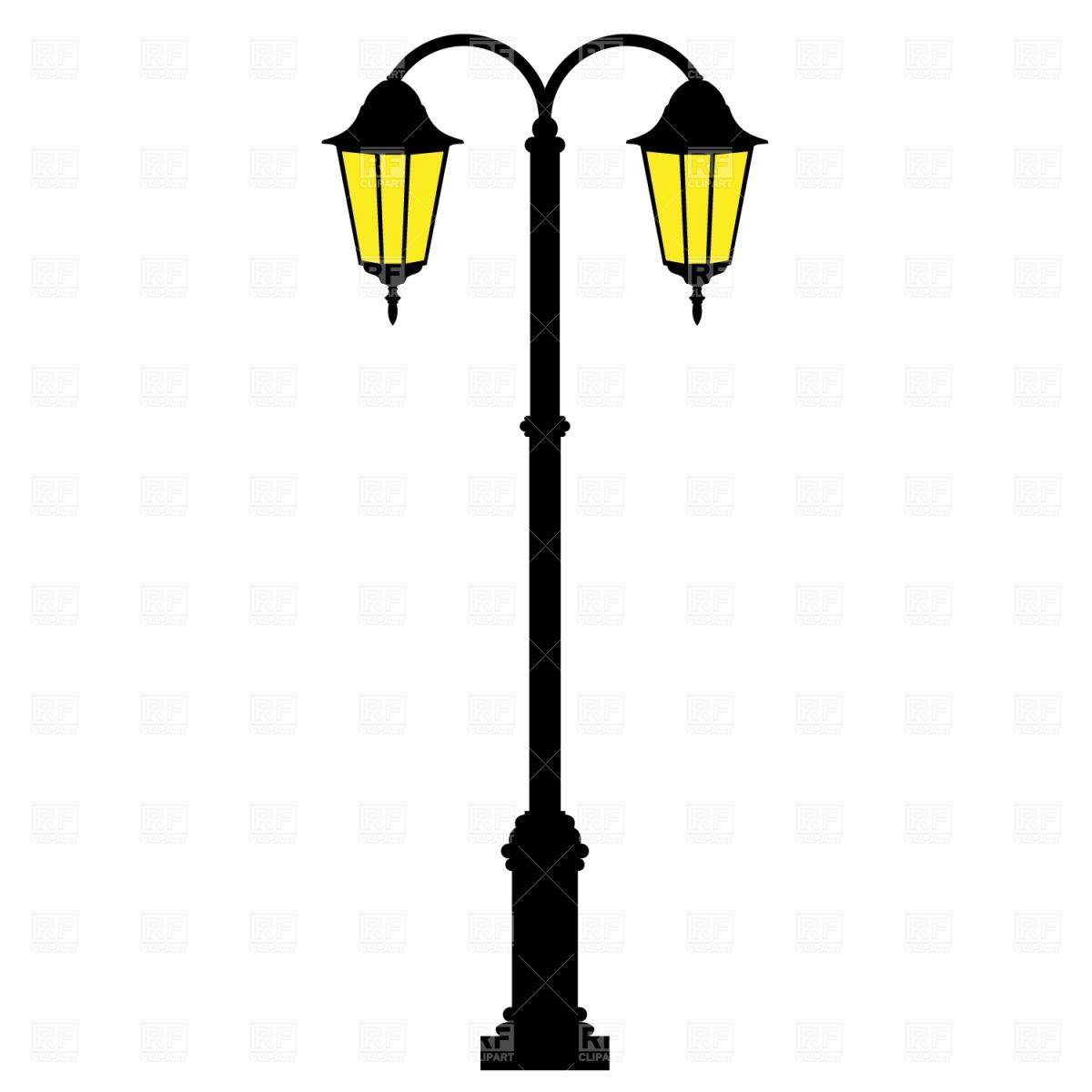 street lamp photo - 5