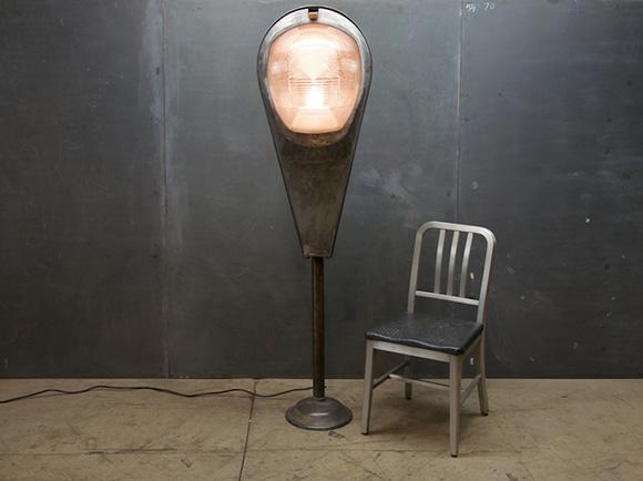 street light floor lamp photo - 7