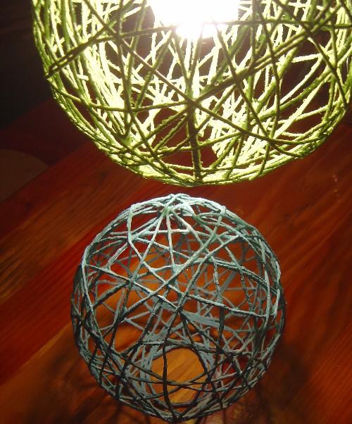string lamp photo - 1