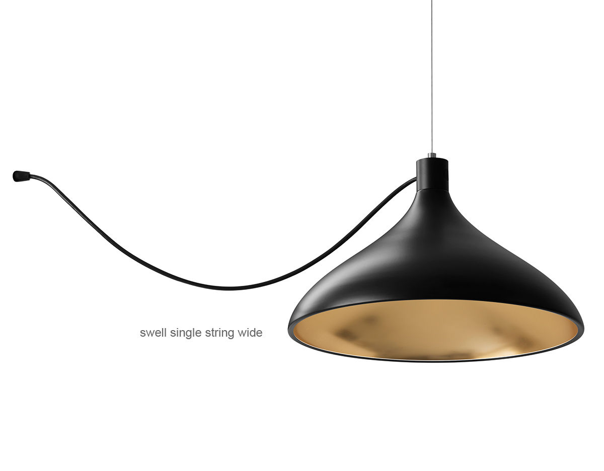 string lamp photo - 3