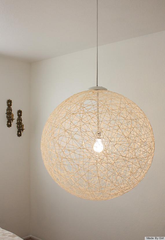 string lamp photo - 7