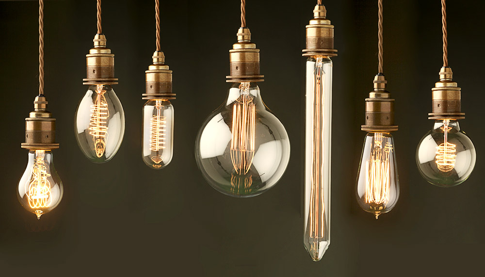string lamp photo - 8
