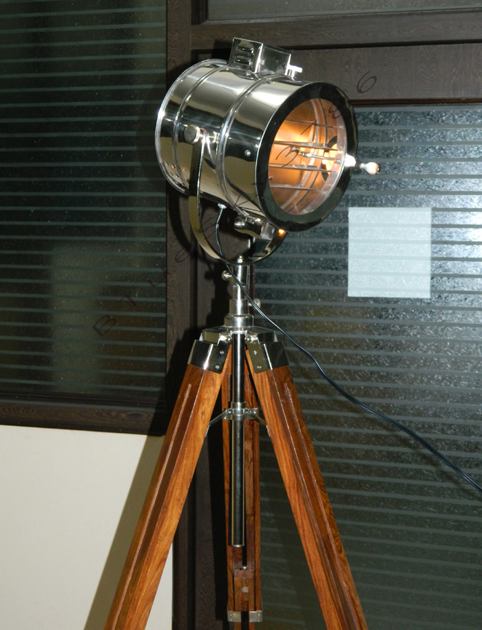 studio floor lamp photo - 4