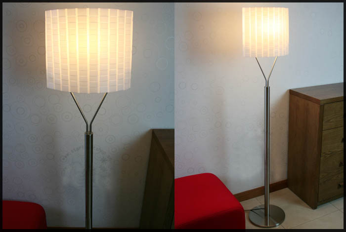 stylish floor lamps photo - 7