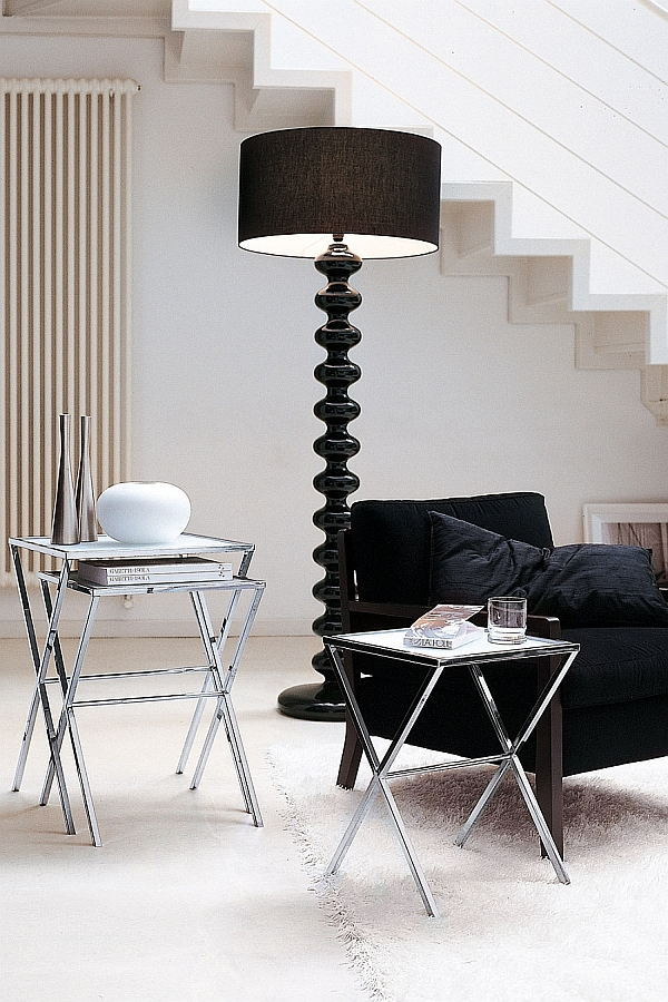stylish floor lamps photo - 9