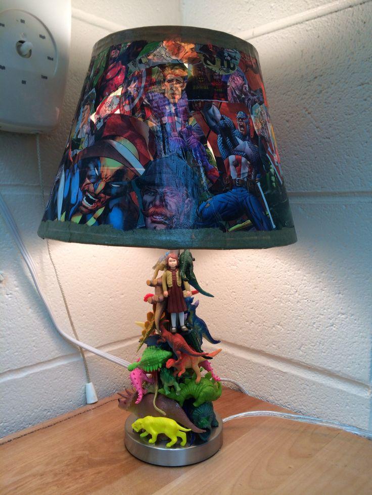superhero lamps photo - 4
