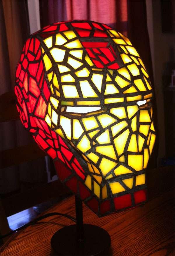 superhero lamps photo - 6