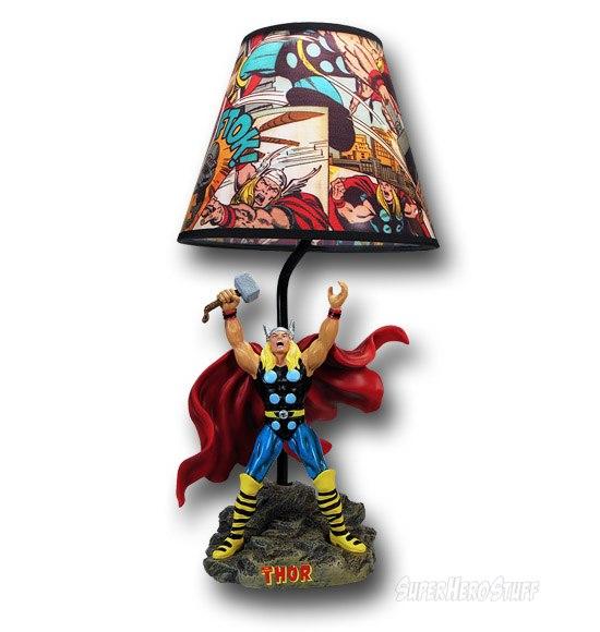 superhero lamps photo - 7