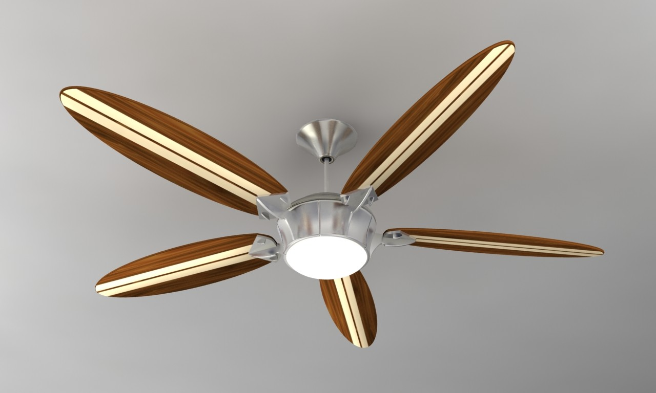 surfboard ceiling fan photo - 4