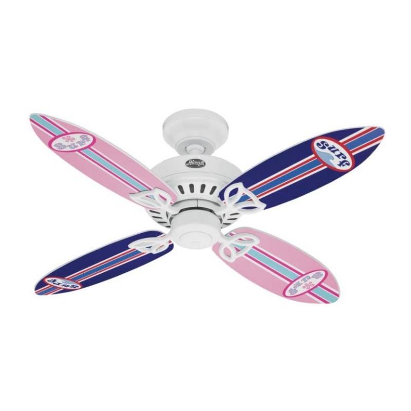 surfboard ceiling fan photo - 6