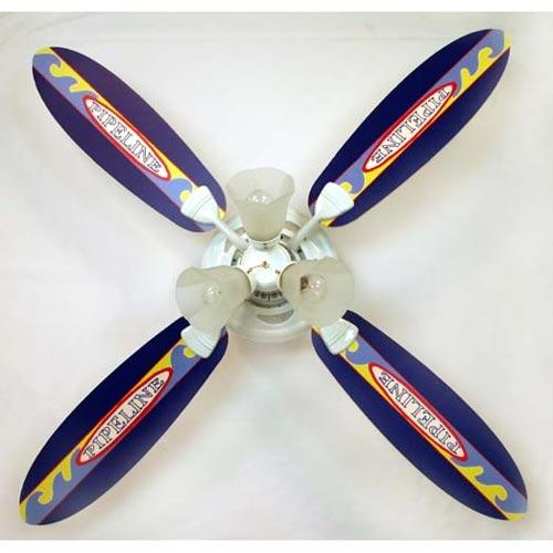 surfboard ceiling fan photo - 7