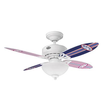 surfboard ceiling fan photo - 9