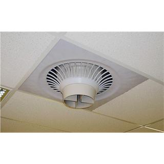 suspended ceiling fans photo - 2