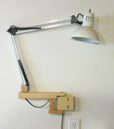 swing arm lamps photo - 1