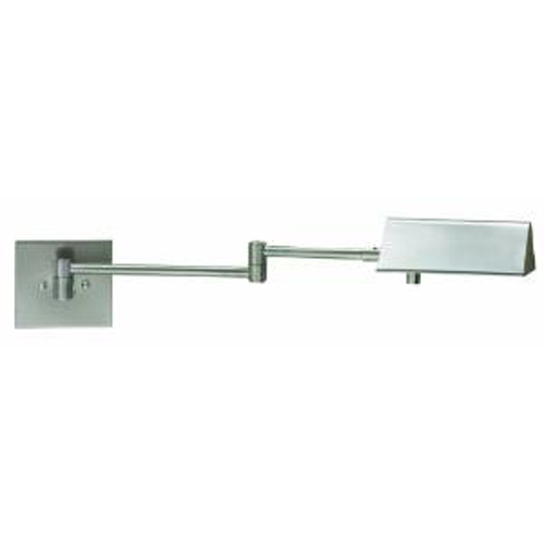 swing arm light wall mount photo - 3