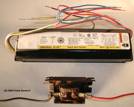 t ballast wiring diagram t image wiring diagram how to wire a t8 ballast in a t12 fixture how auto wiring on t12 ballast
