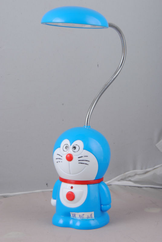 table lamp blue photo - 10