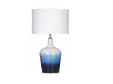 table lamp blue photo - 5