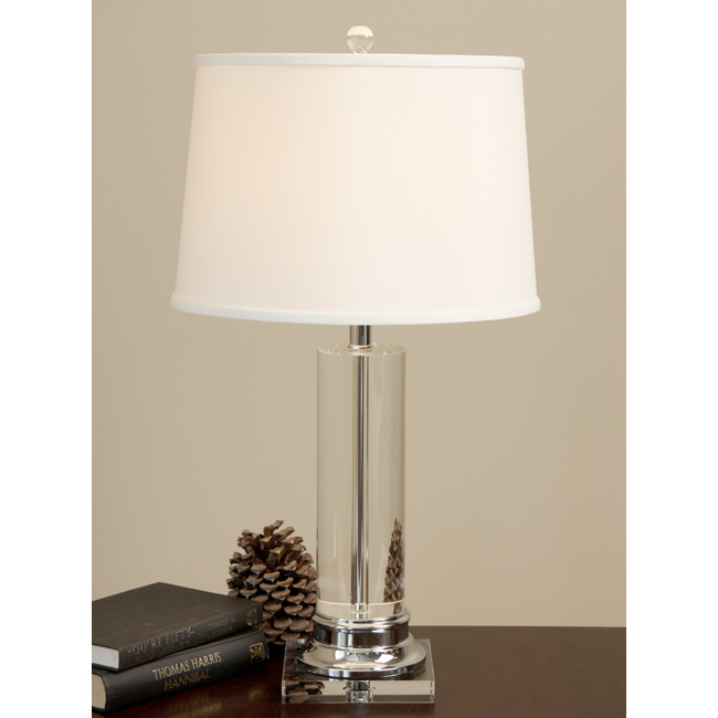 table lamp crystal photo - 5