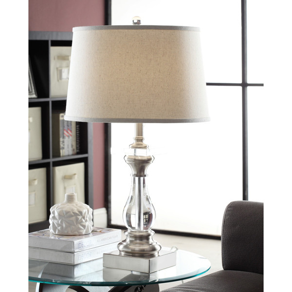 table lamp crystal photo - 6