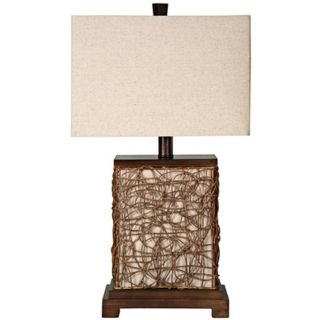 table lamps with night light photo - 4