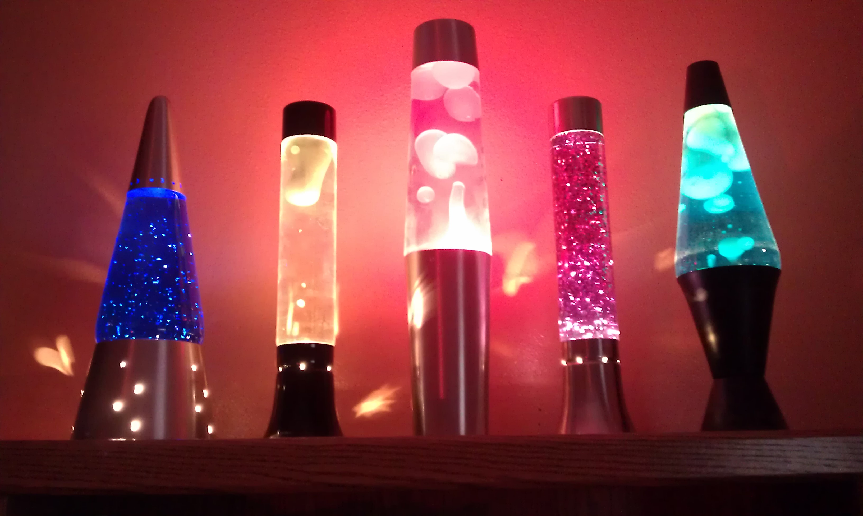 tall lava lamps photo - 5