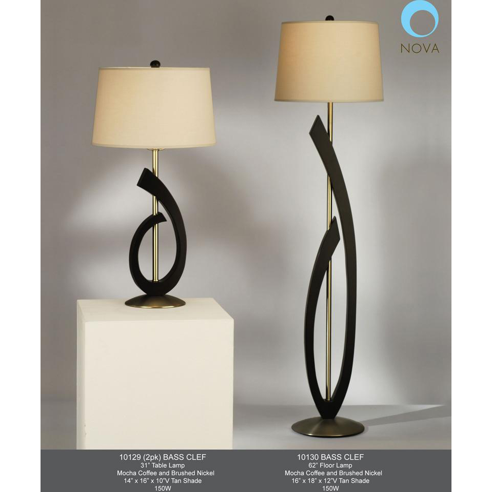 Tall living room lamps photo 8