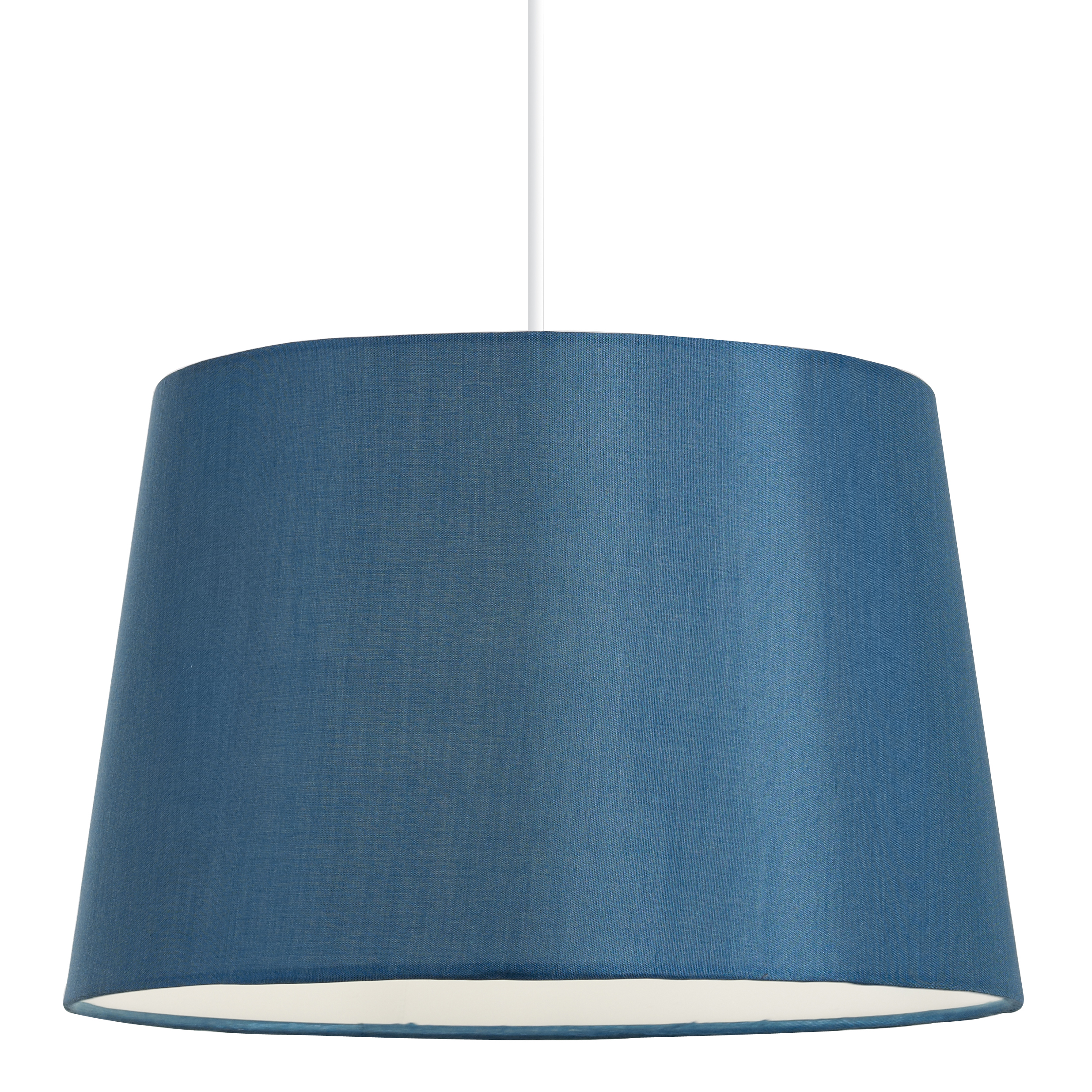 teal ceiling light shades photo - 7