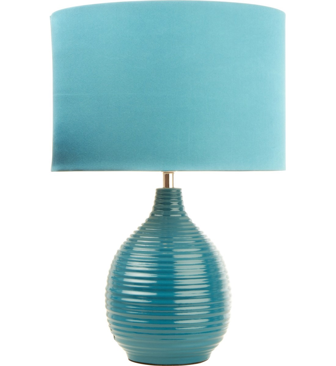 Teal Table Lamps: teal table lamps photo - 2,Lighting