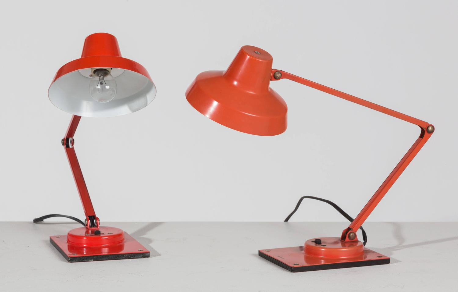 Tensor lamps - typical reading lamps with flexible heads | Warisan ...