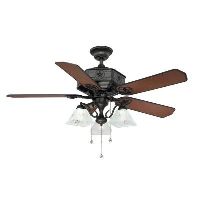 texas star ceiling fan photo - 1