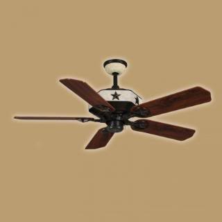 texas star ceiling fan photo - 3