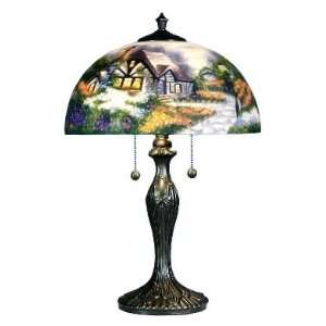 thomas kinkade lamps photo - 6