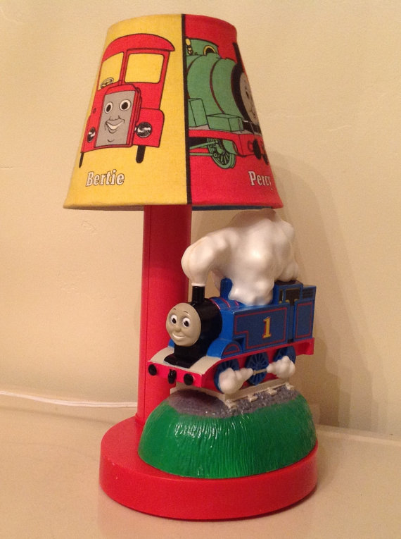 thomas the train lamp photo - 2