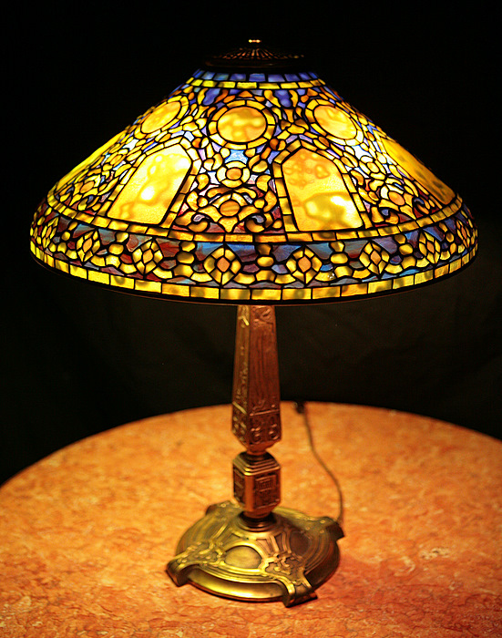 tiffany antique lamps photo - 2