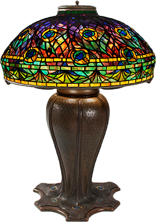 tiffany antique lamps photo - 5