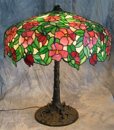 tiffany antique lamps photo - 9