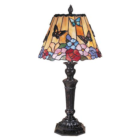 tiffany butterfly lamp photo - 10