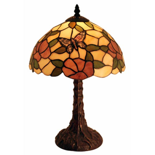 tiffany butterfly lamp photo - 8