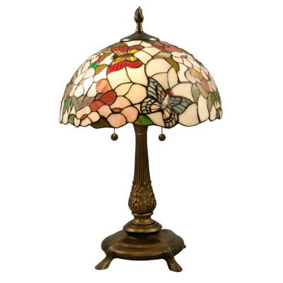 tiffany butterfly lamp photo - 9