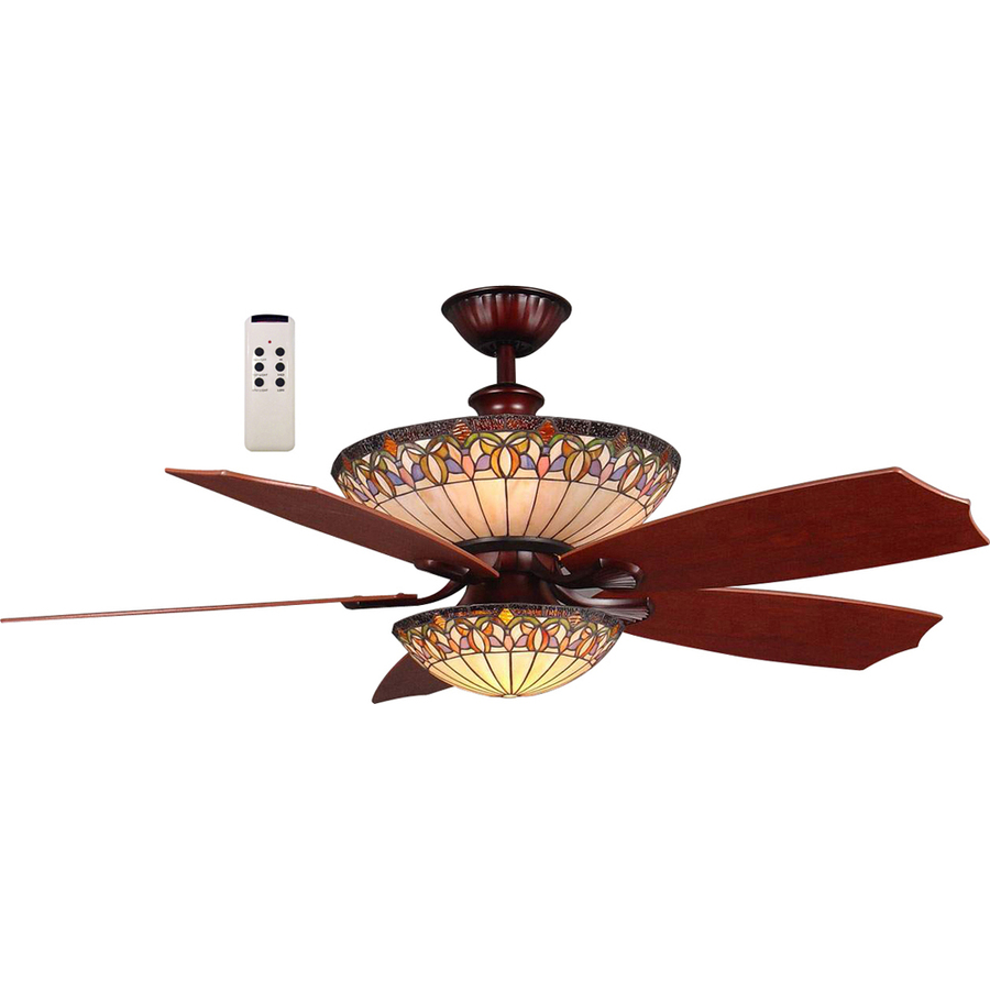 TOP 10 Tiffany Ceiling Fan Lights 2018