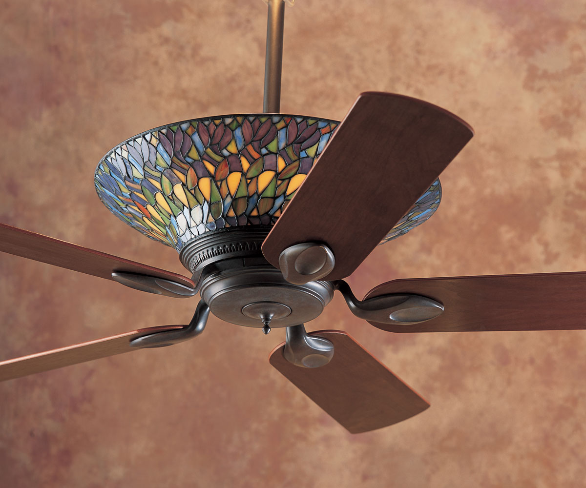tiffany ceiling fans photo - 4