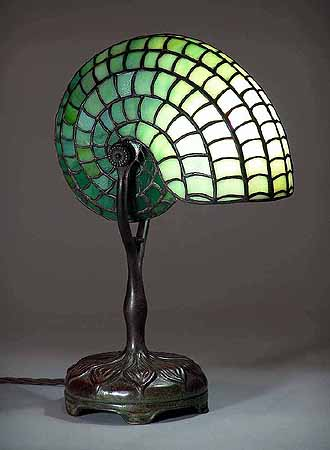 tiffany lamps authentic photo - 6
