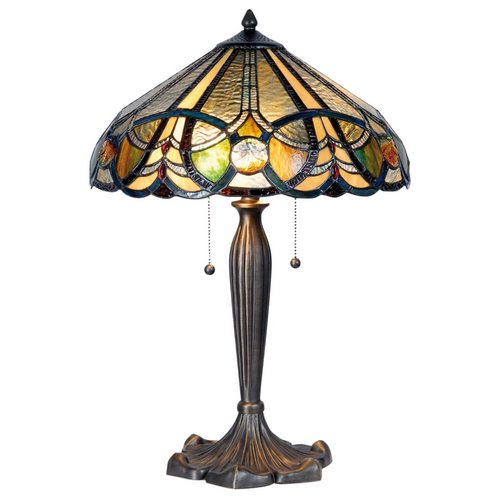 tiffany lamps authentic photo - 8