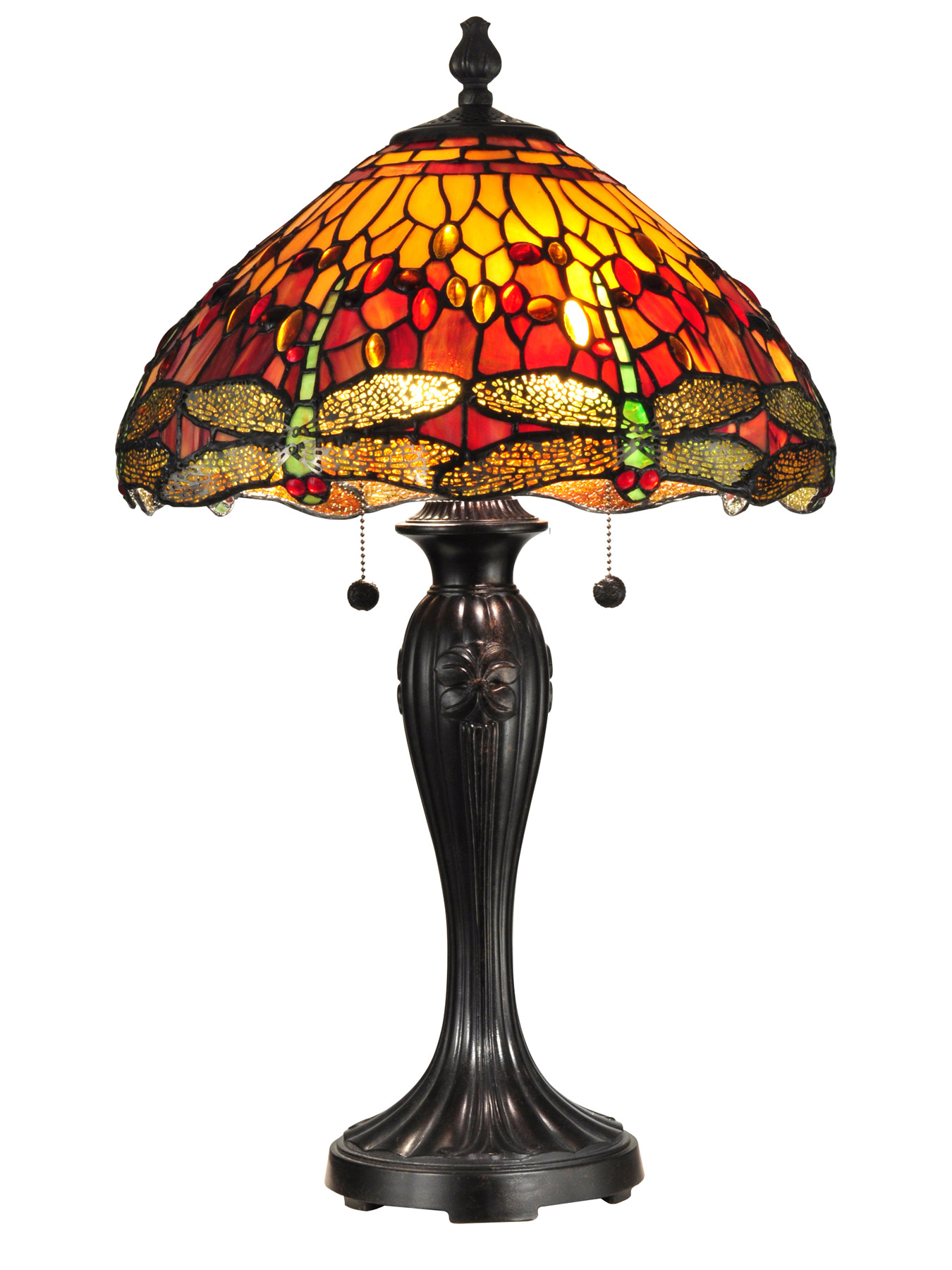 tiffany lamps dragonfly photo - 1