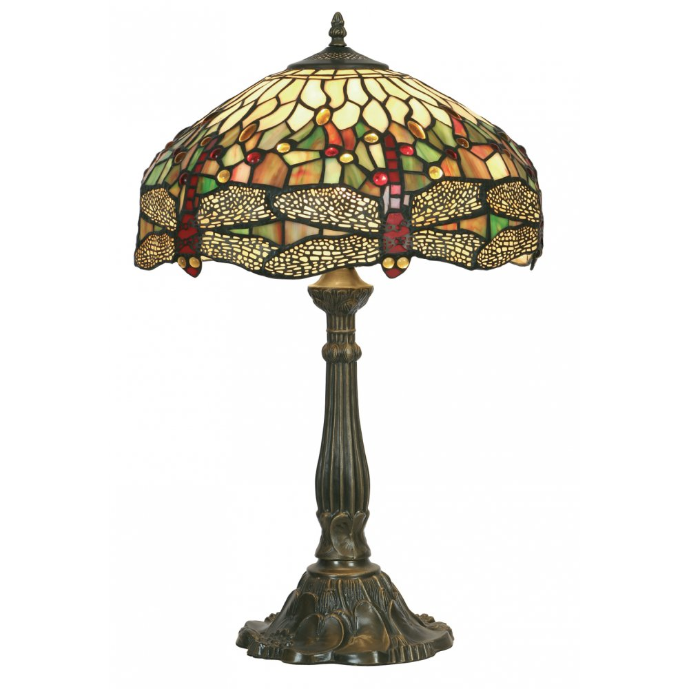 tiffany lamps dragonfly photo - 2