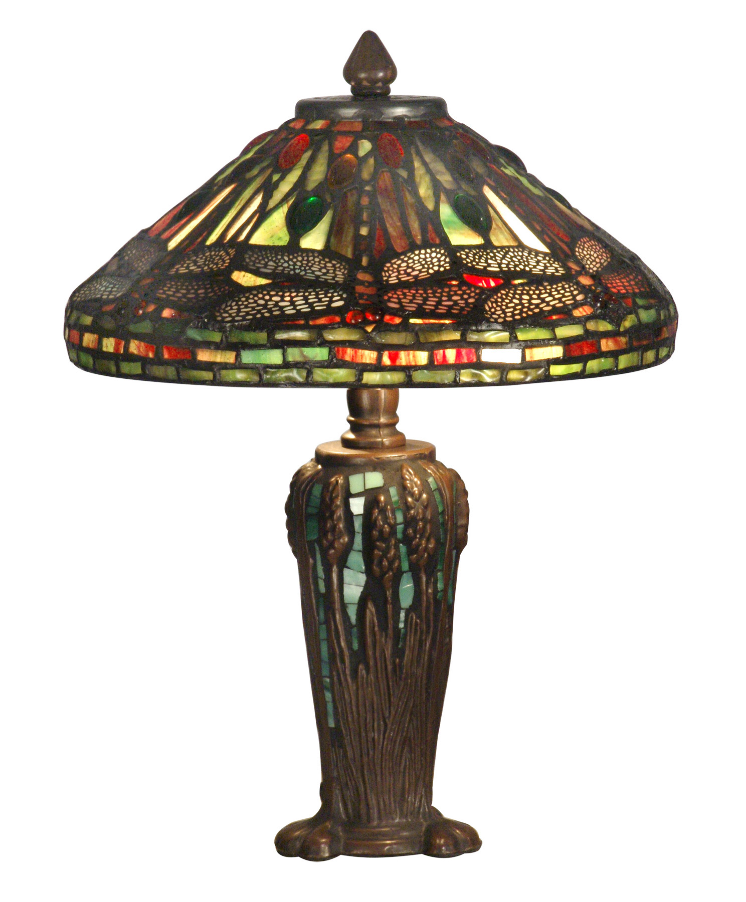 tiffany lamps dragonfly photo - 4
