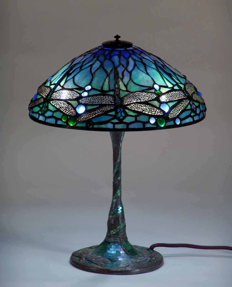 tiffany lamps dragonfly photo - 5