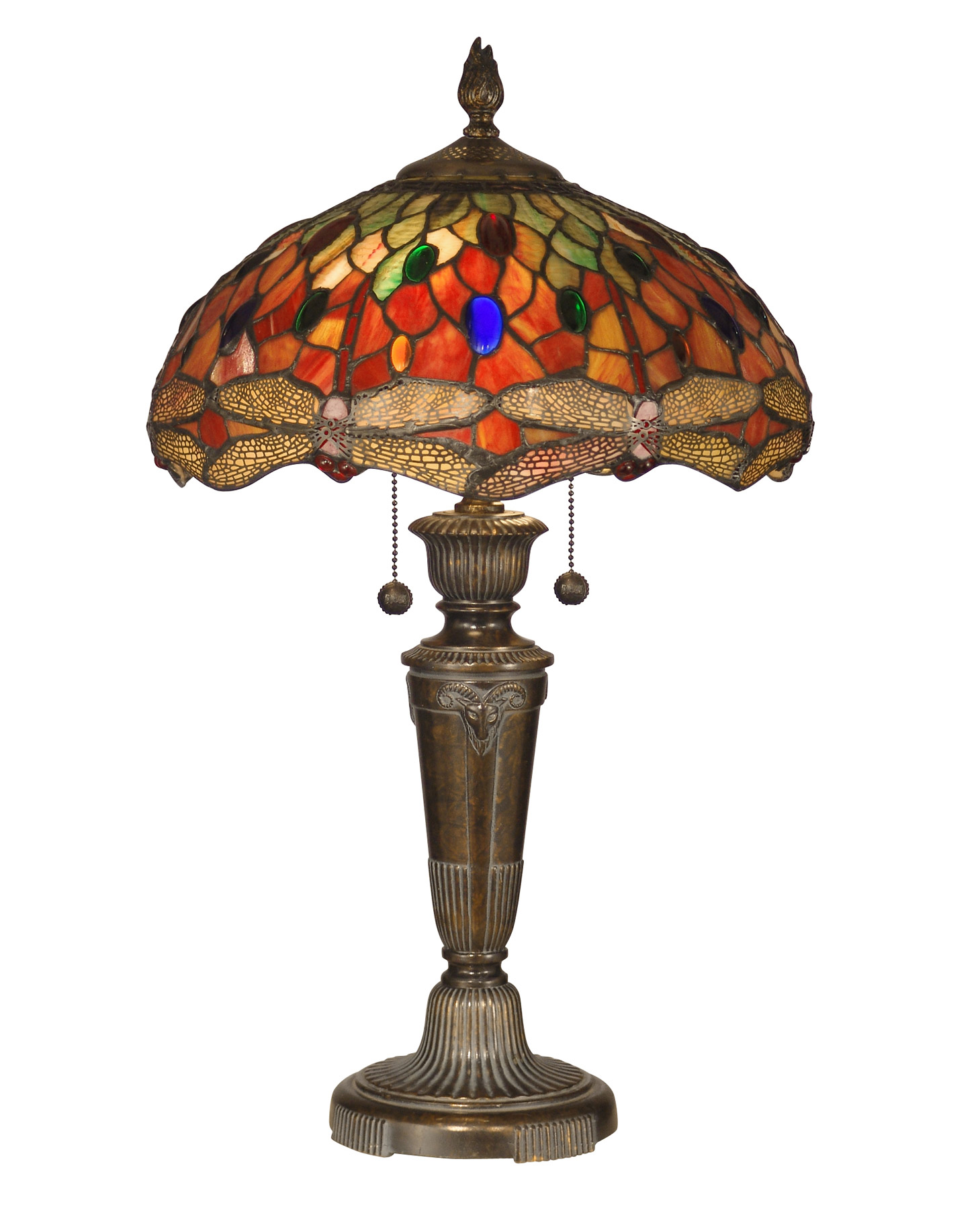 tiffany lamps dragonfly photo - 6